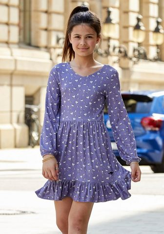 KangaROOS Suknelė su V-Ausschnitt