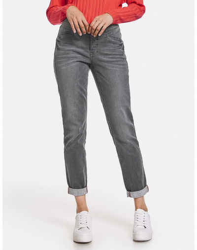 Taifun Stretch-Jeans »Jeans Boyfriend TS« (1-tlg) Boyfriend
