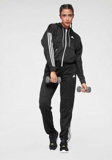 adidas Performance Trainingsanzug »GAME TIME AEROREADY« (Set, 2-tlg)