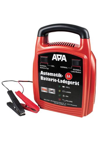 APA Batterie-Ladegerät (8000 mA 12 V)