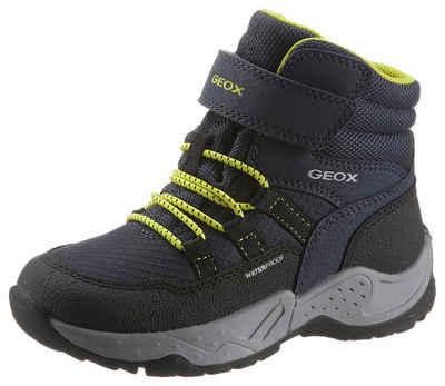 Geox Kids »J Sentiero Boy« Winterboots mit TEX-Ausstattung