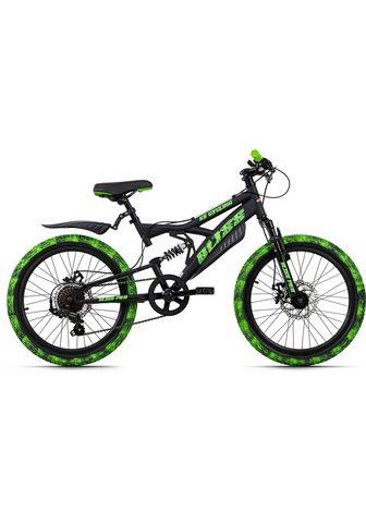 KS Cycling Kalnų dviratis »Bliss Pro« 7 Gang Shim...