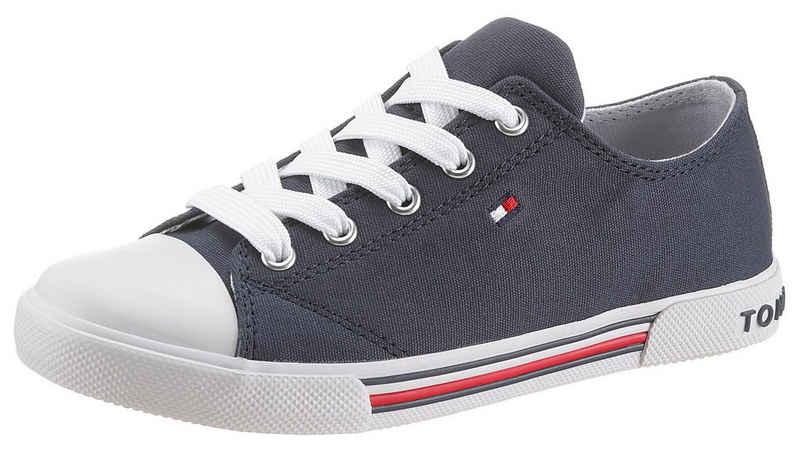 Tommy Hilfiger Sneaker mit Marken-Flag