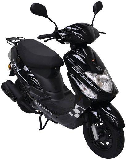 Alpha Motors Mofaroller »CityLeader«, 50 ccm, 45 km/h