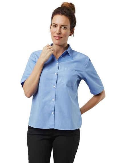 PIONIER WORKWEAR Kurzarmbluse »Premium Business Line« (1-tlg)