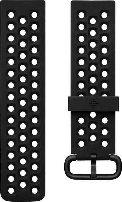 fitbit Smartwatch-Armband »Versa 2 Sport Band, Small«, Handgelenkumfang: 140 - 180 mm; Aluminiumschnalle