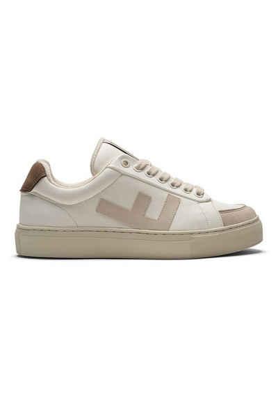 Flamingos' Life »Flamingos Life Sneaker CLASSIC 70S Weiß White Brown Grey« Sneaker