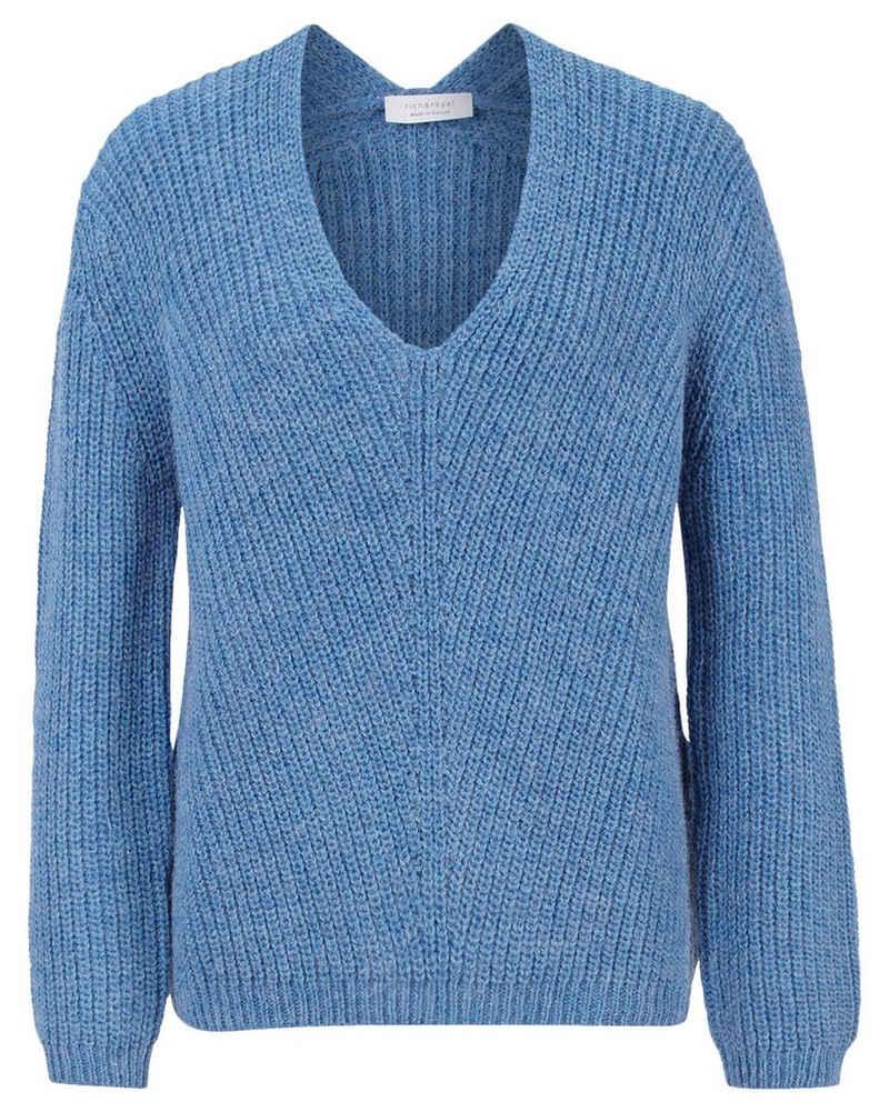 Rich & Royal Strickpullover »Damen Pullover«