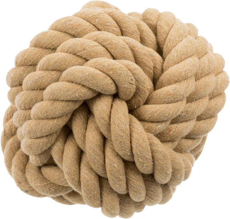 TRIXIE Tiertau »Tau-Ball«, Baumwolle, Polyester