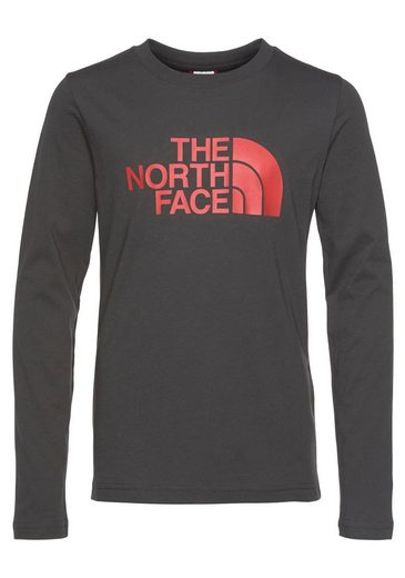 The North Face Langarmshirt »EASY TEE Kids«