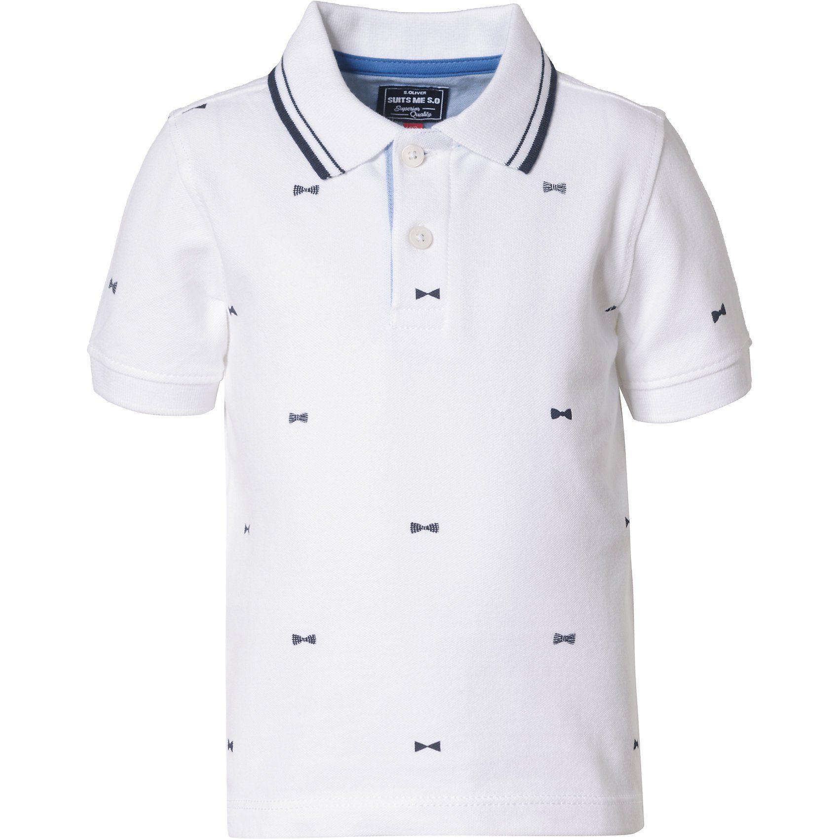 Kurzarm T-Shirt s.Oliver Jungen Polo