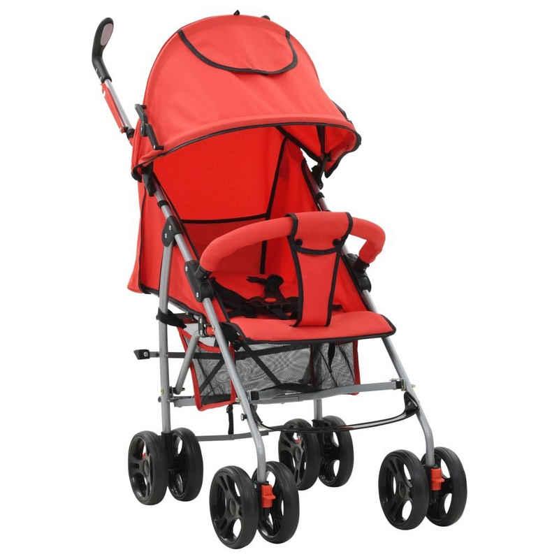 vidaXL Kinder-Buggy »vidaXL Kinderwagen 2in1 Buggy Sportwagen Babywagen Kinderbuggy mehrere Auswahl«