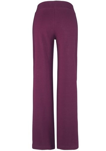 Vivance Home Wear Trousers With A Straight Leg In K-sizes