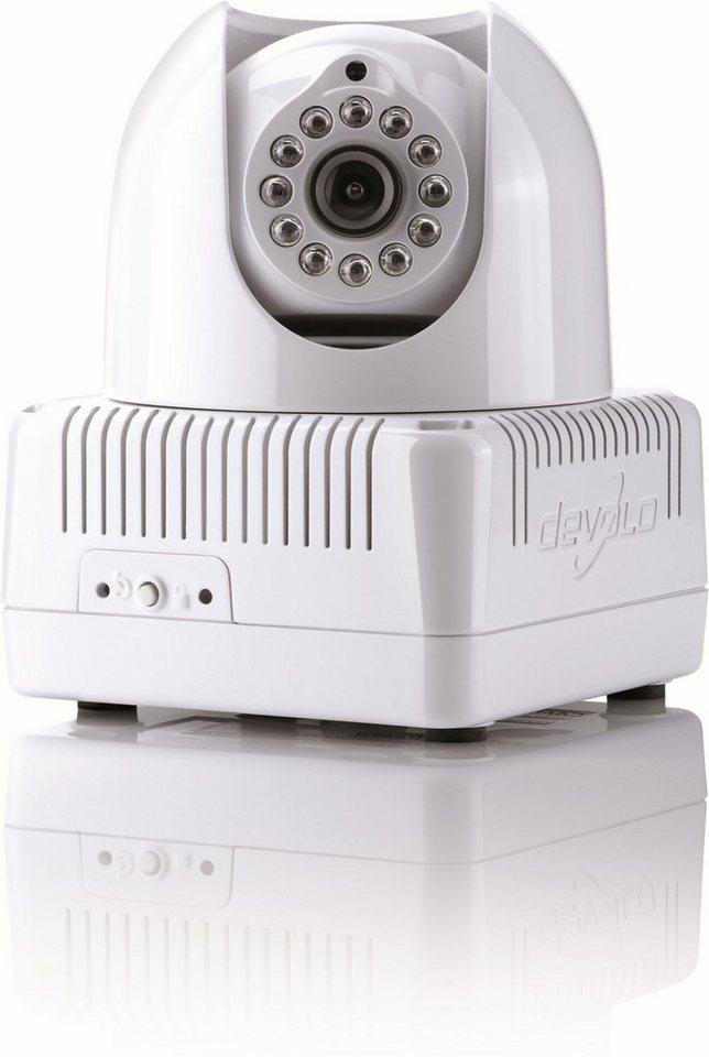 DEVOLO Powerline CAM »dLAN LiveCam (Kamera im Stromnetz, Home Control)« in weiß