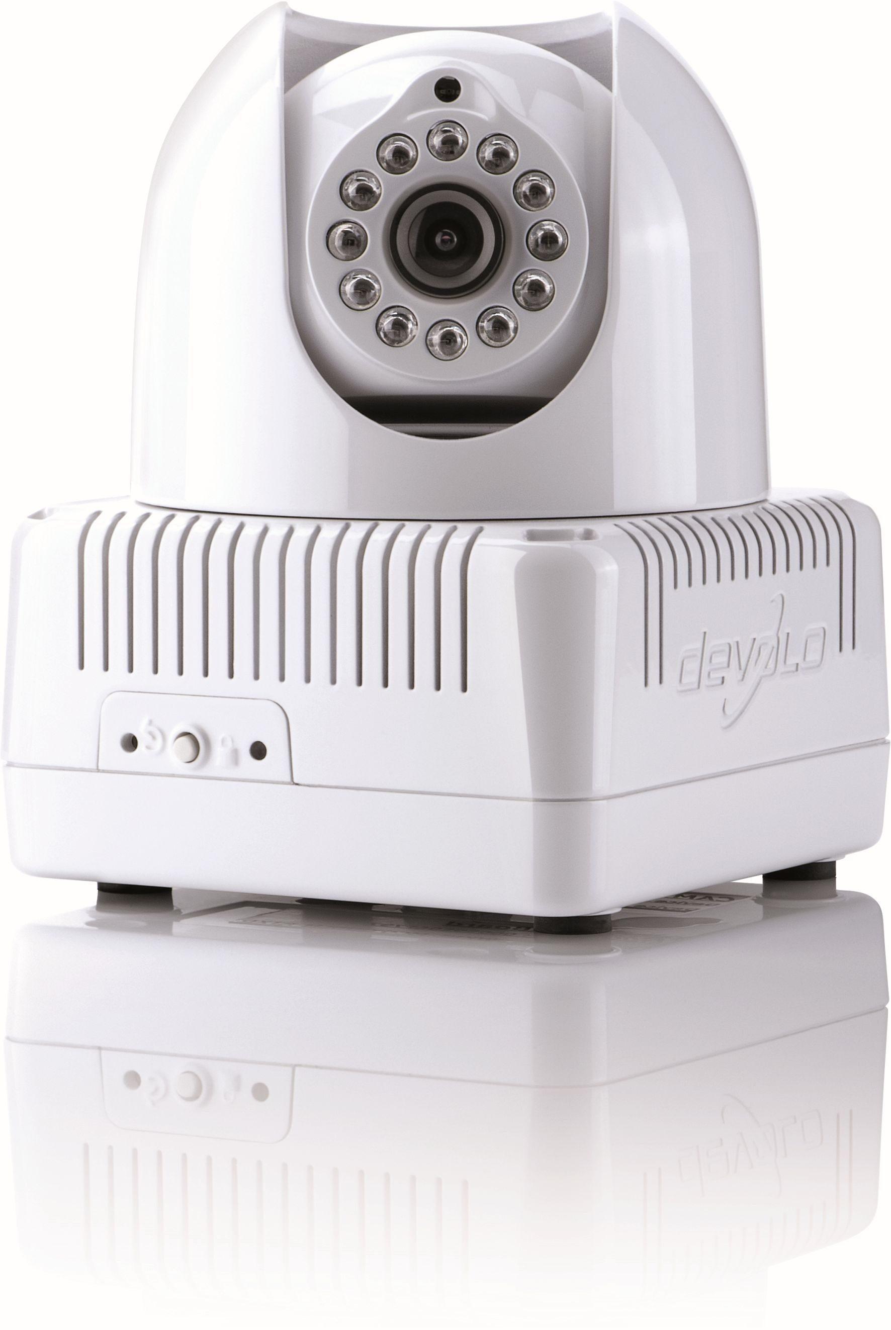 DEVOLO Powerline CAM »dLAN LiveCam (Kamera im Stromnetz, Home Control)«