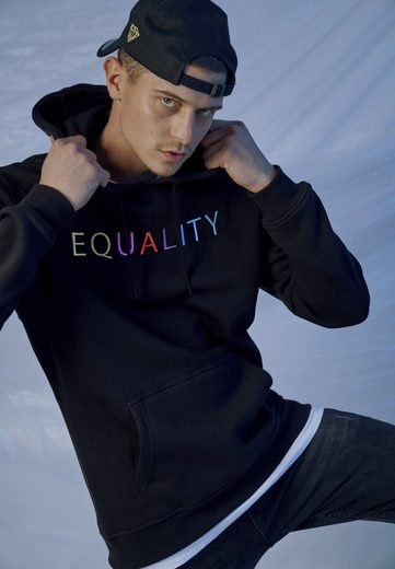 MisterTee Kapuzenpullover »Equality Hoody«