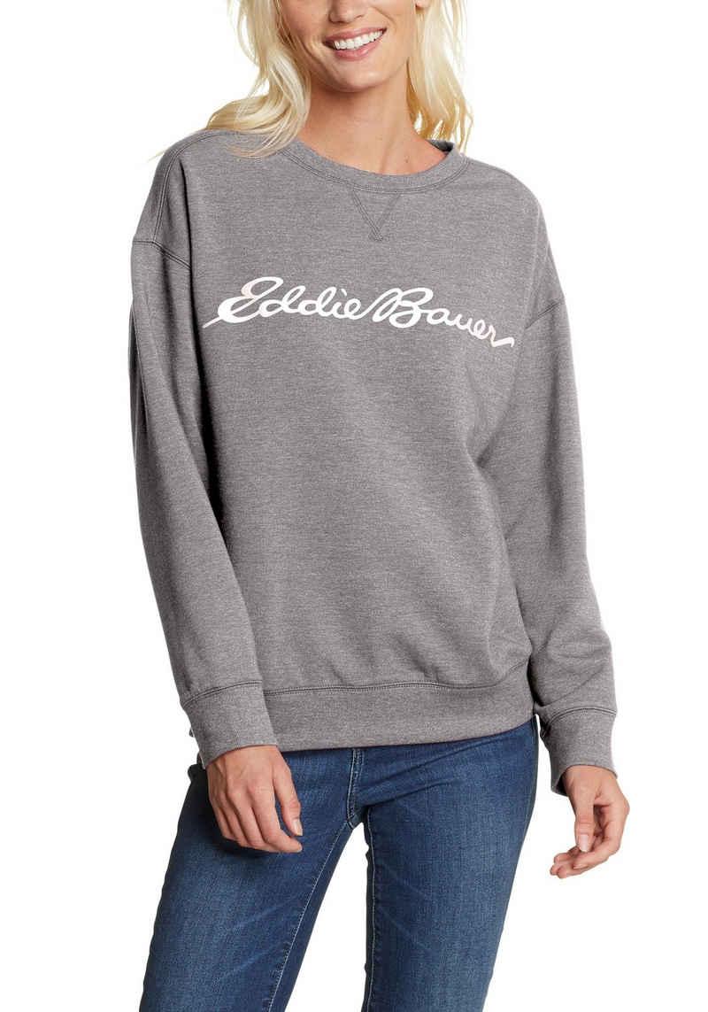 Eddie Bauer Sweatshirt Cozy Camp mit Logo