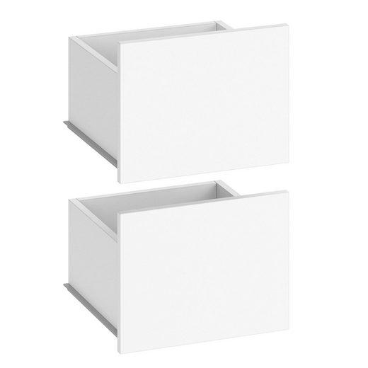 Vicco Schublade »Kleiderschrank GUEST - Schubladenset zweiteilig Modul Regal Erweiterung«