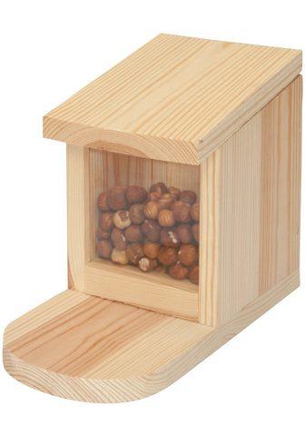 Kiehn-Holz Eichhörnchenkobel BxTxH: 12x22x17 cm