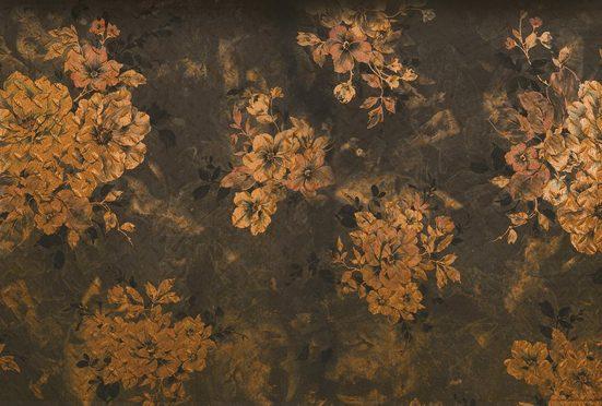 ARCHITECTS PAPER Fototapete »Atelier 47 Riffled Iron Flowers«, Blumen