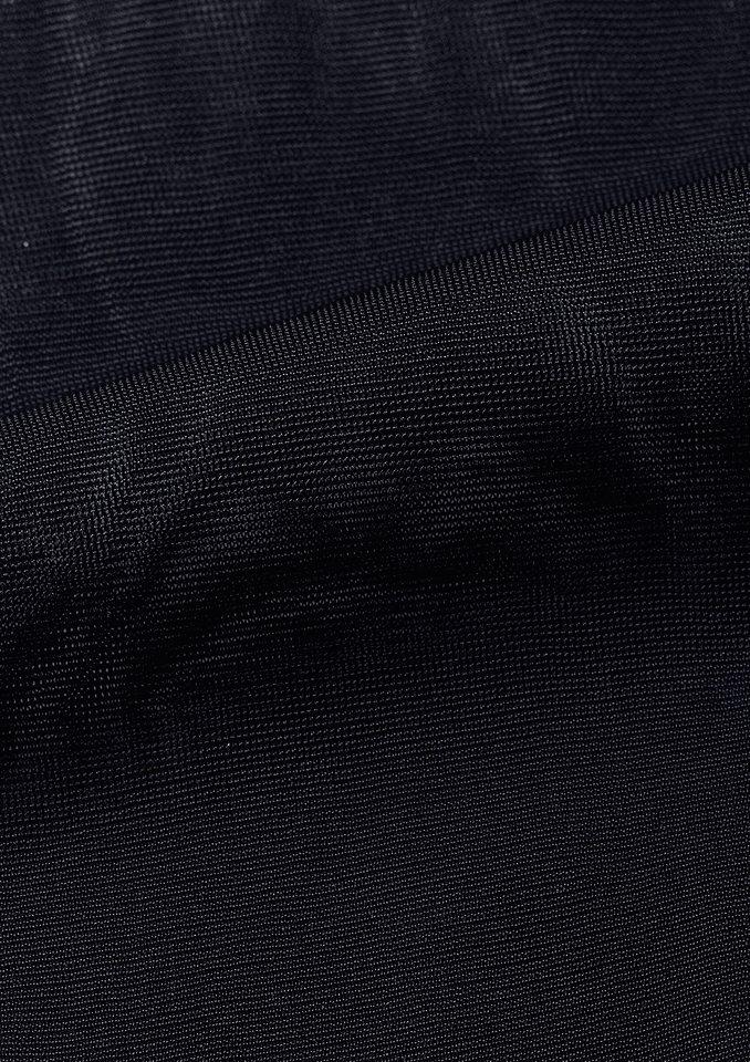 Kniestrümpfe, Elbeo (3 Paar) in schwarz