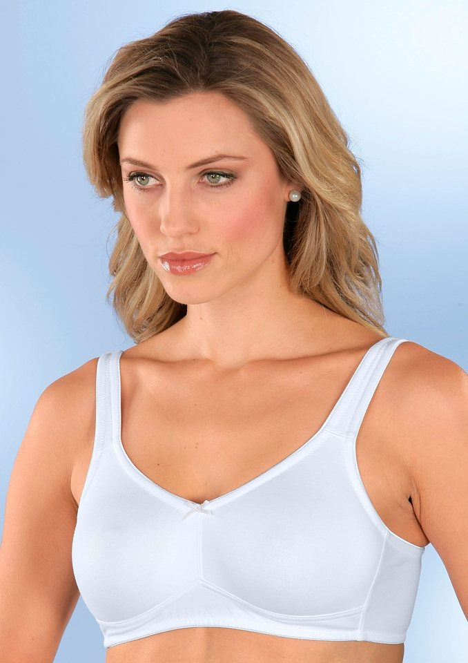 BH, Rosalie (2 Stck.) in weiß + weiß