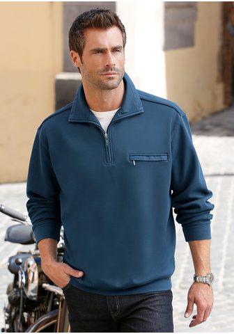 HAJO Sportinio stiliaus megztinis su Užtrau...
