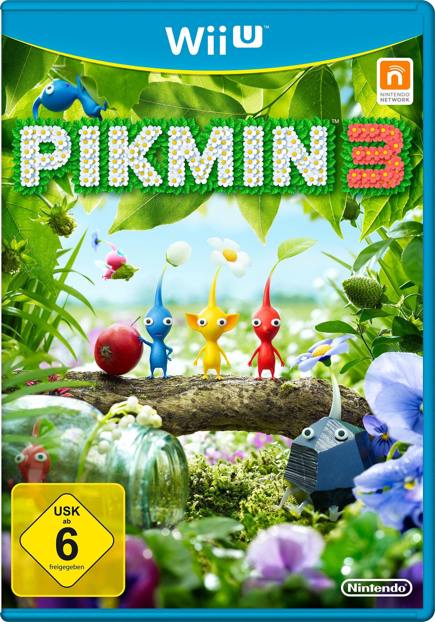 Pikmin 3 Nintendo Wii U