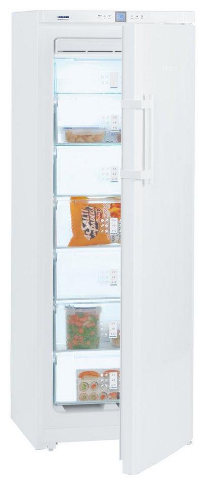 Liebherr Gefrierschrank GNP 2756-21, A++, 164,4 cm hoch, No Frost in weiß