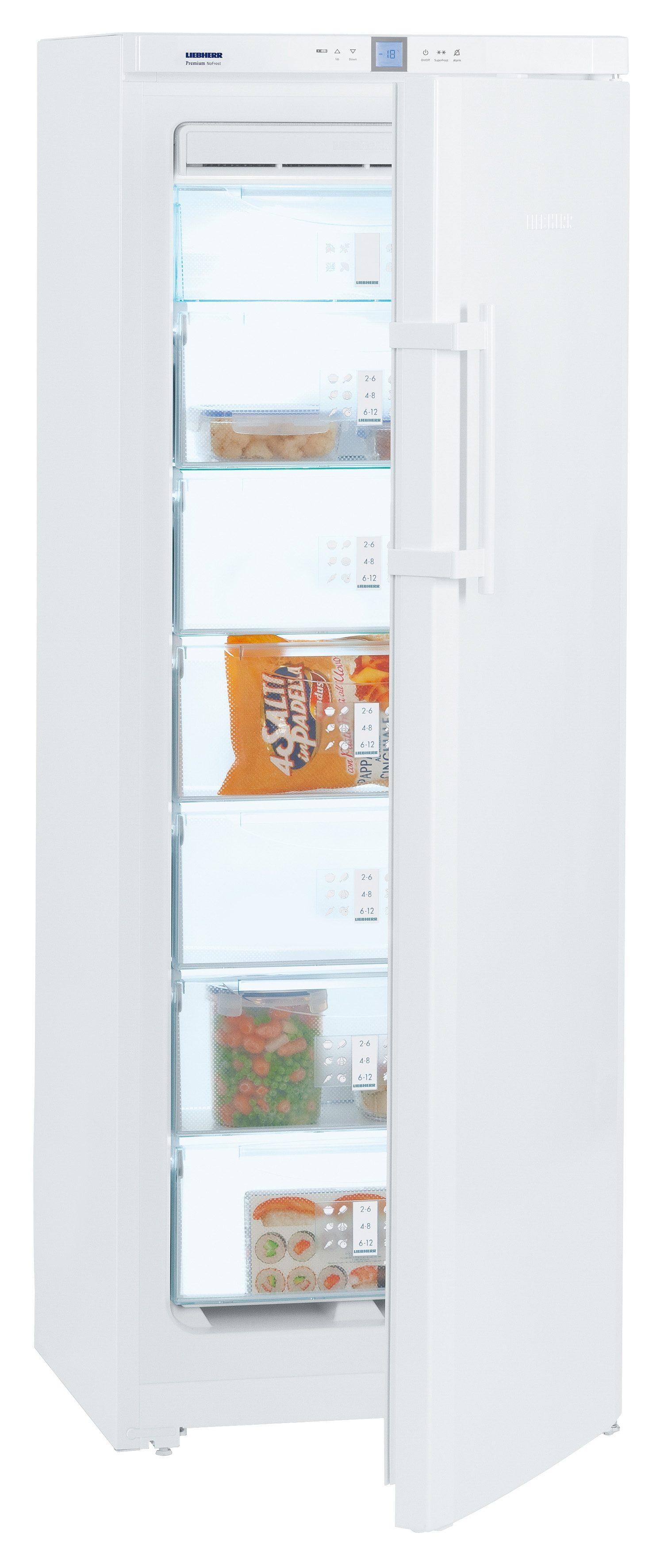 Liebherr Gefrierschrank GNP 2756, 164,4 cm hoch, 60 cm breit