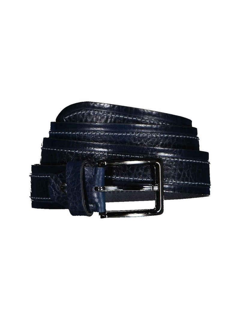 Engbers Ledergürtel »Ledergürtel mit gesteppter Oberfläche«