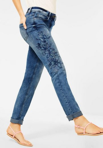 Cecil Loose-fit-Jeans im Loose Fit