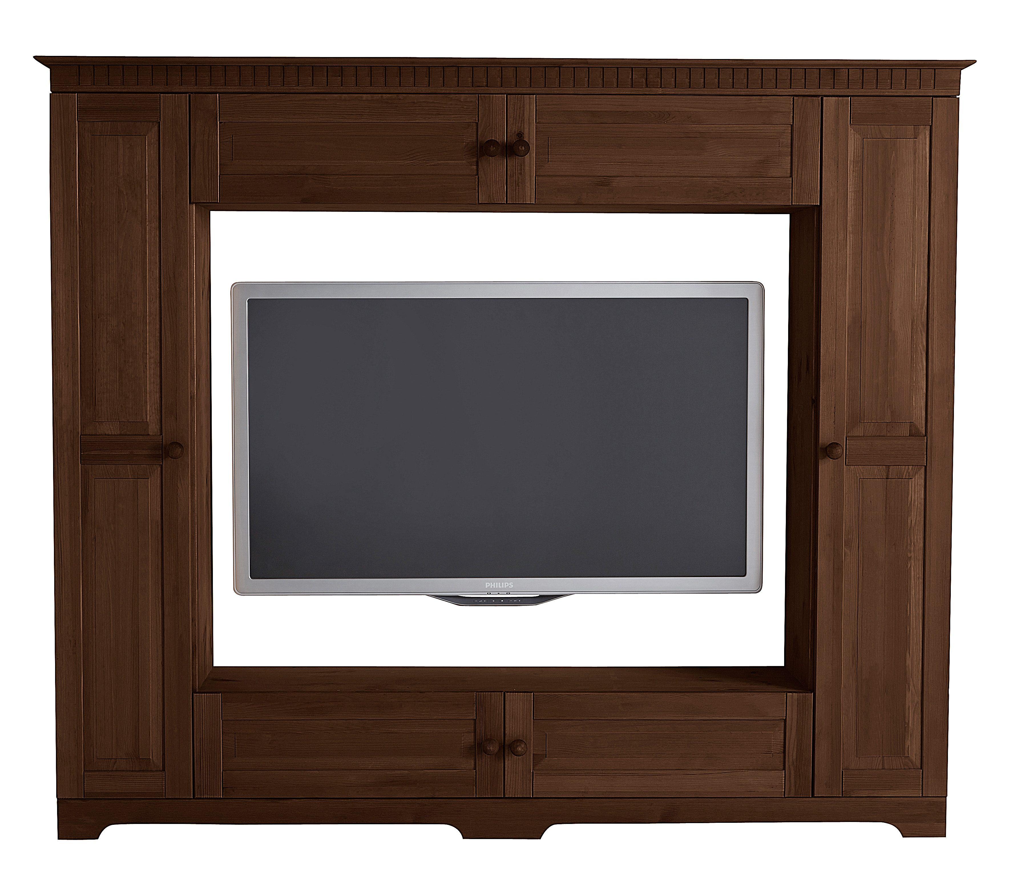 TV-Wand, Home affaire, Breite 180 cm, Belastbarkeit bis 50 kg
