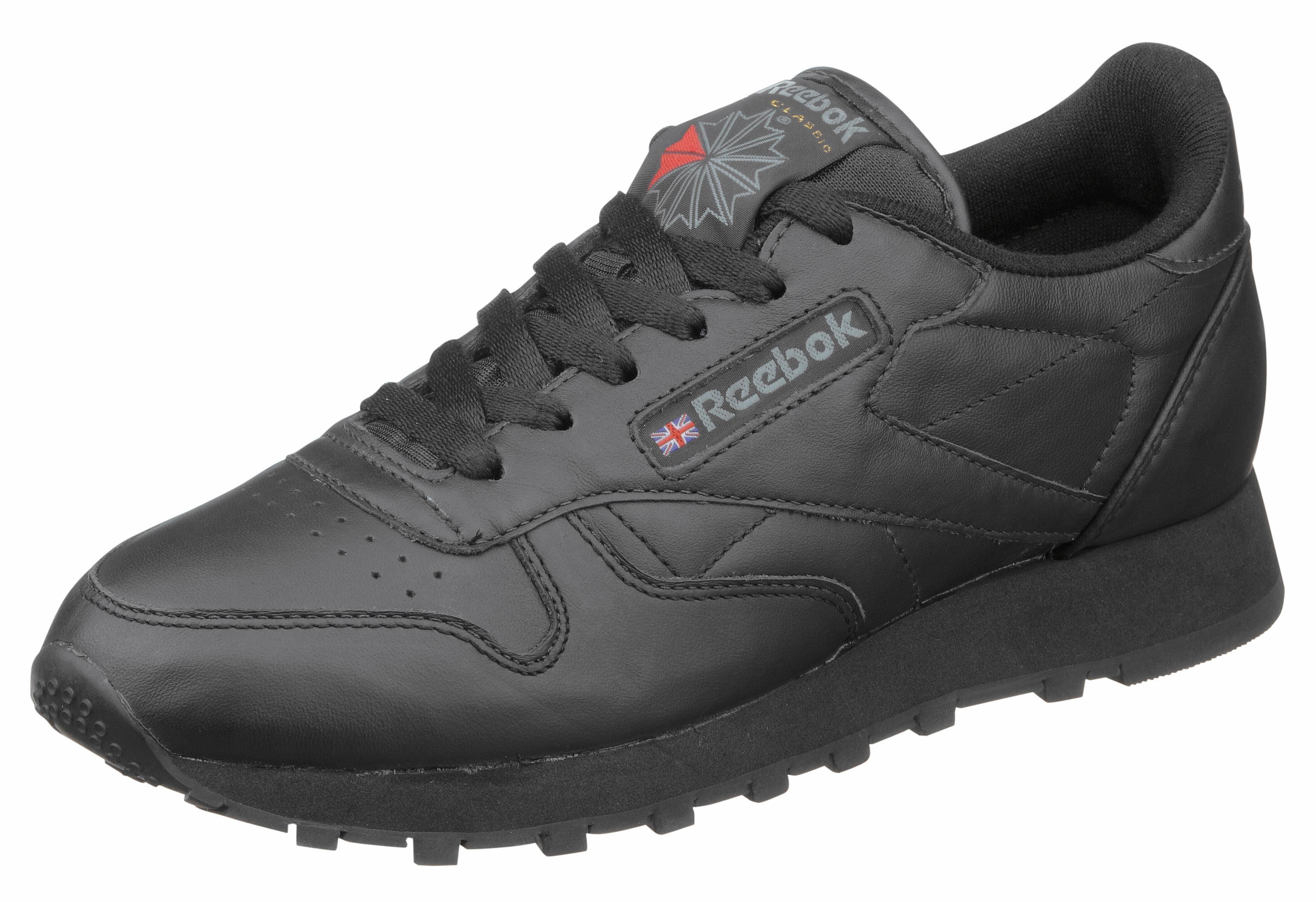 Reebok Classic Classic Leather W Sneaker kaufen  schwarz
