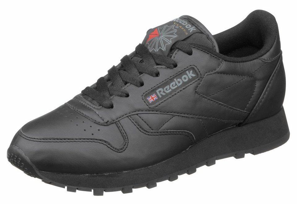 finest selection 8a151 de587 Reebok Classic »Classic Leather W« Sneaker, EVA-Zwischensohle für optiamlen  Tragekomfort online kaufen | OTTO