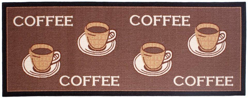 Küchenläufer, Andiamo, »Coffee«, getuftet in Coffee