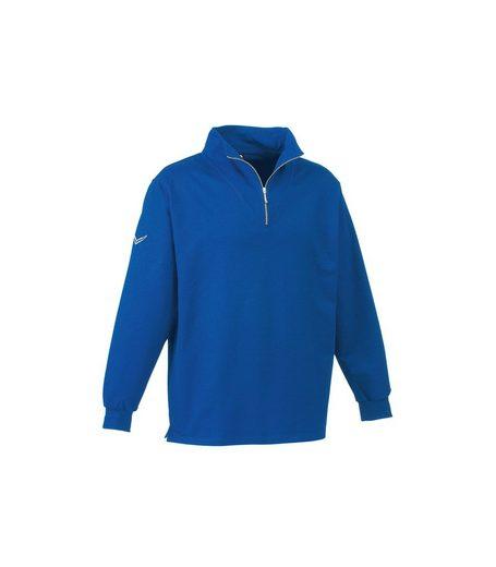 TRIGEMA Reißverschluss-Sweater