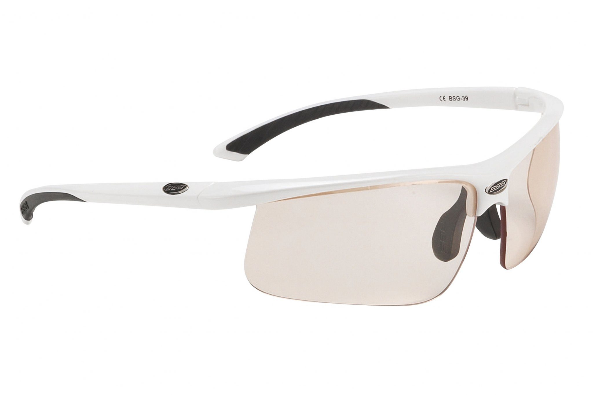 BBB Radsportbrille »Winner PH BSG-39 Sonnenbrille weiß«