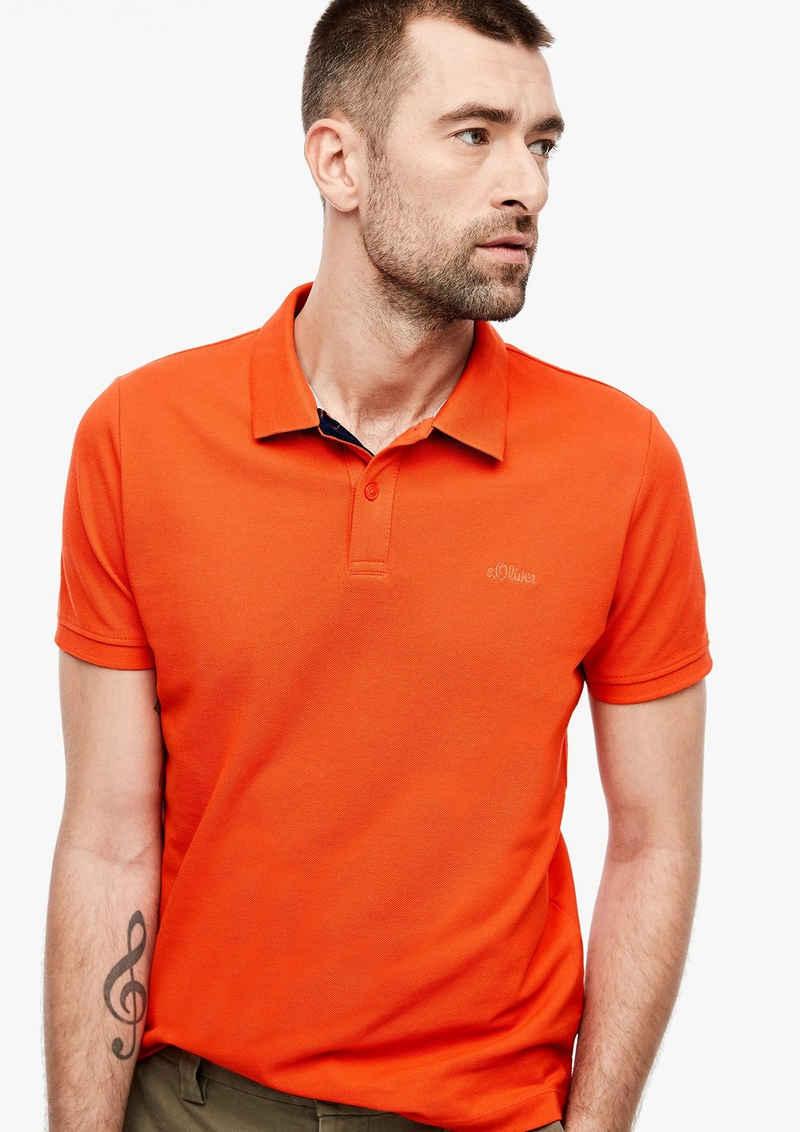 s.Oliver Kurzarmshirt »T-Shirt« (1-tlg)