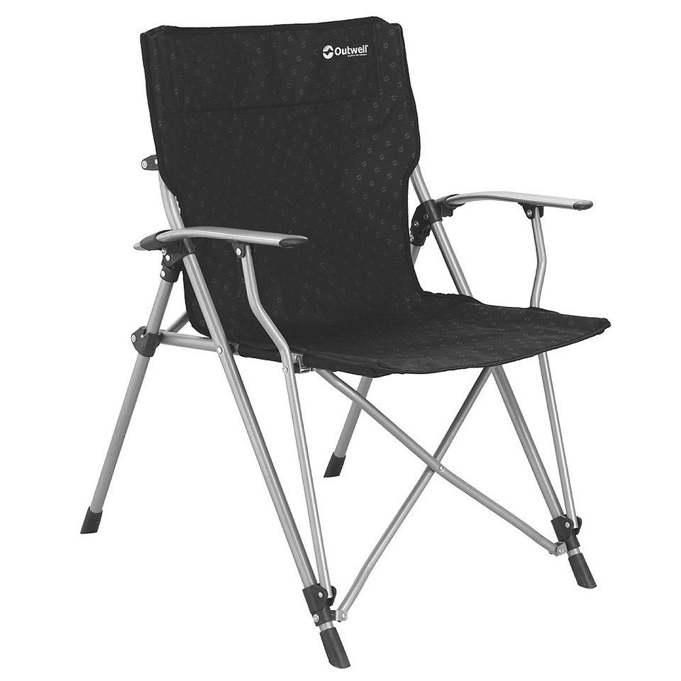 Outwell Camping-Stuhl »Goya Folding Chair« in schwarz