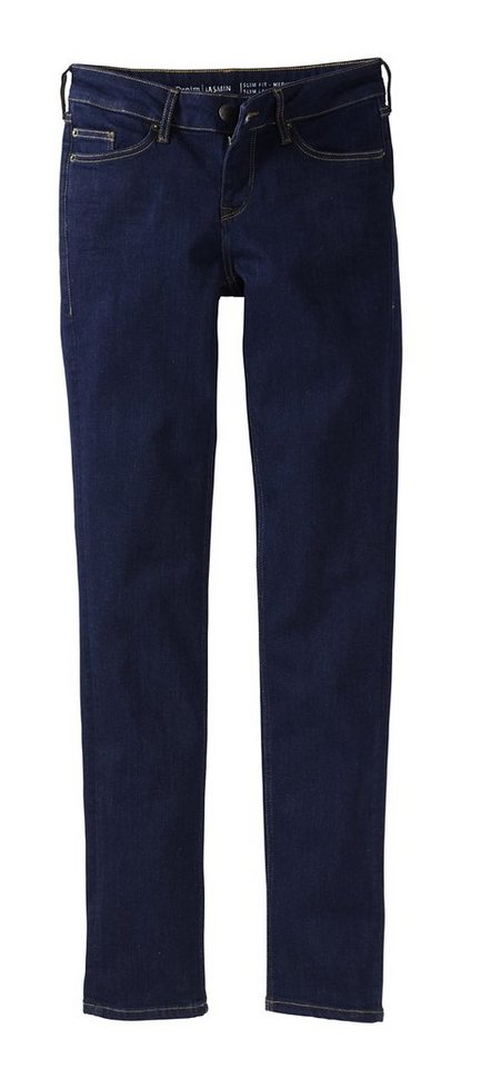 MUSTANG Stretchjeans »Jasmin« in rinse washed