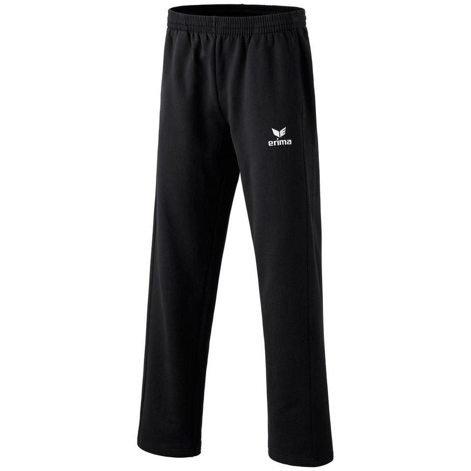 ERIMA 5-CUBES Basic Sweatpant Herren in schwarz