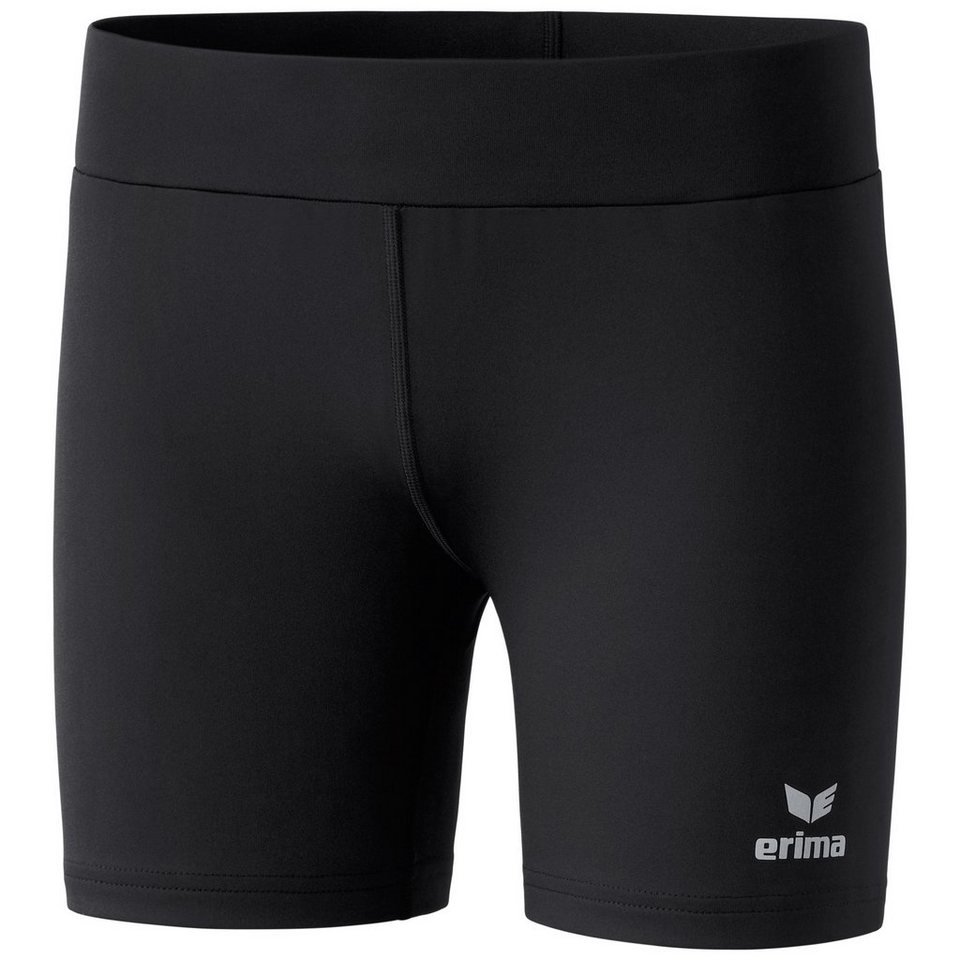 ERIMA Running Short Tight Damen in schwarz