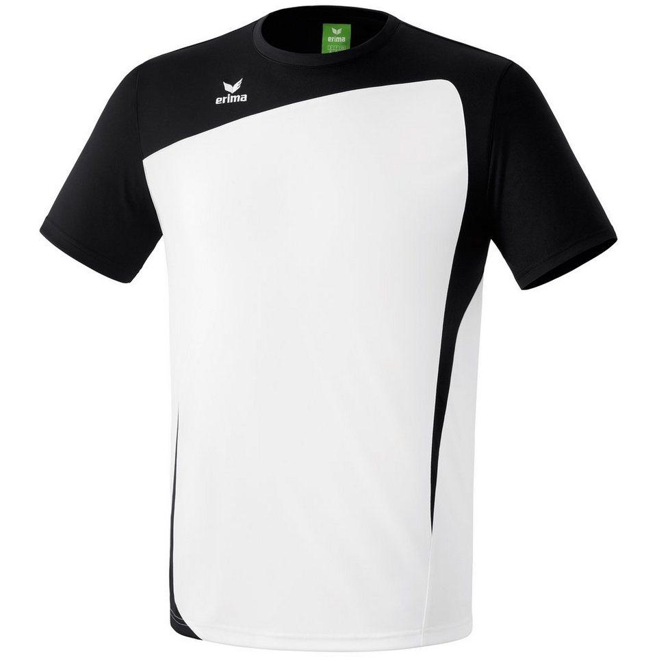 ERIMA CLUB 1900 T-Shirt Kinder in weiß/schwarz