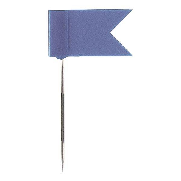 Alco Markierungsfähnchen in blau