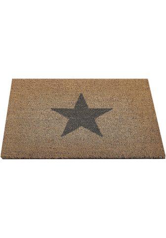 Andiamo Durų kilimėlis »Kokos Star« rechteckig...