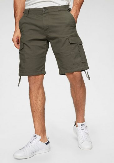 Jack & Jones Cargoshorts »ALFA CARGO SHORTS«