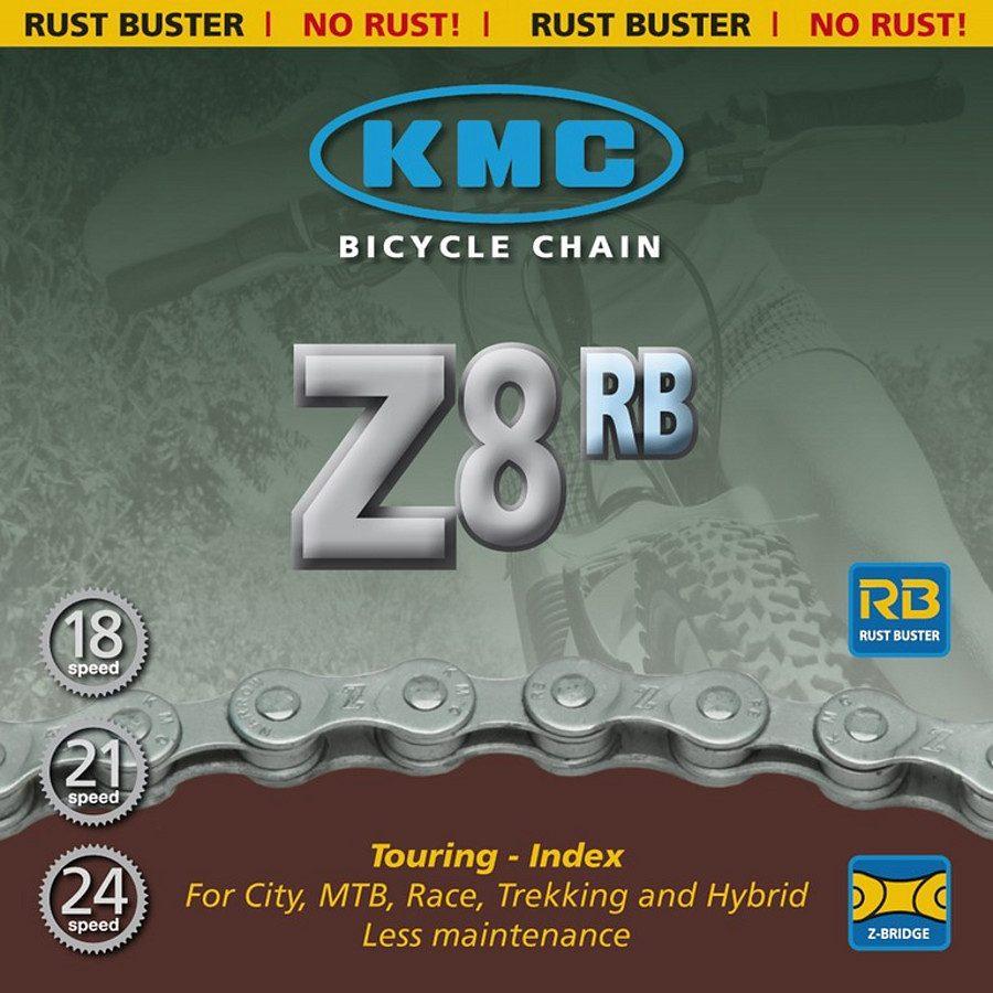 KMC Ketten »Z 51 RB Kette silber«