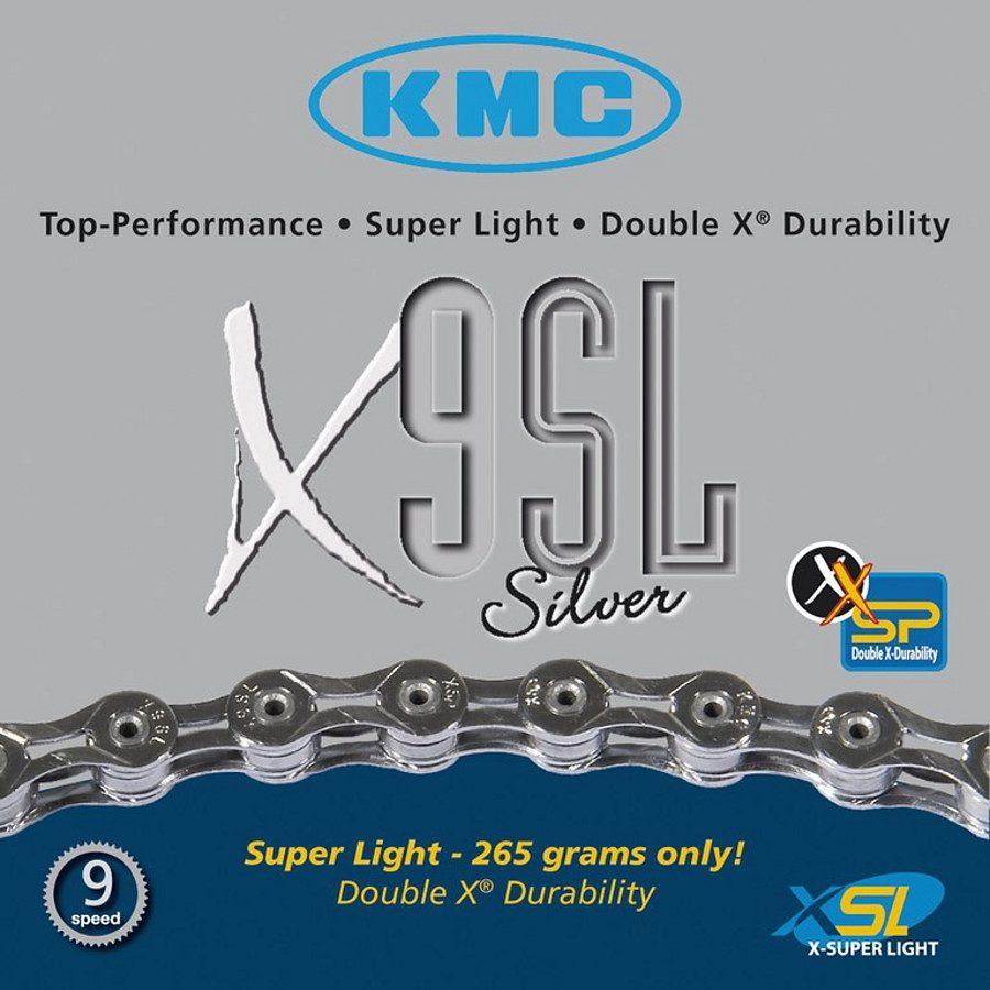 KMC Ketten »X-9-SL Kette«