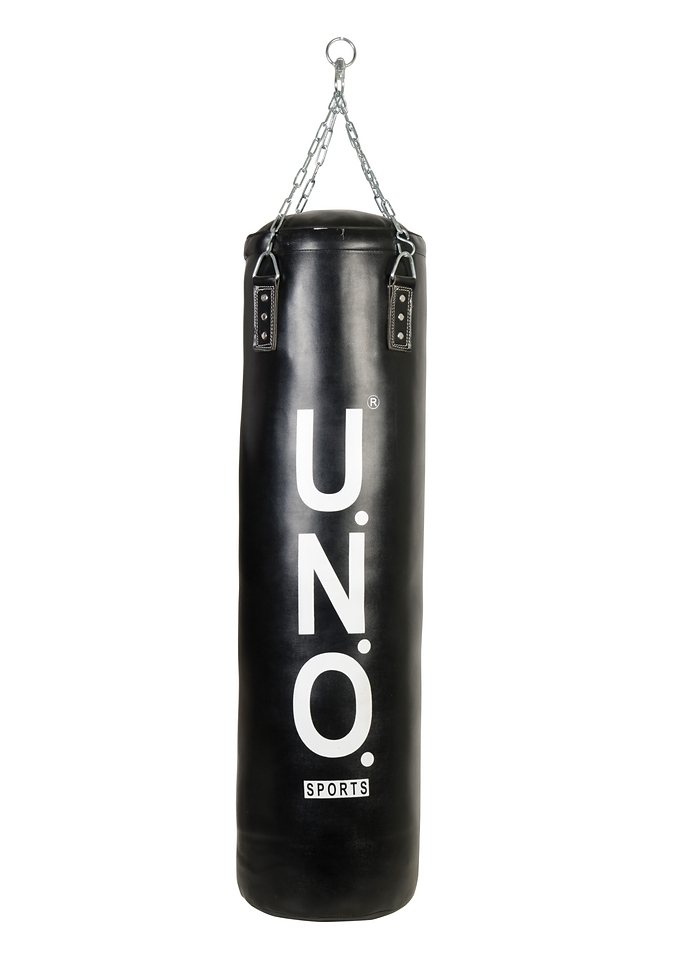 Boxsack , U.N.O.-Sports®, »Fight 100«. in schwarz